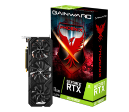 Karta graficzna NVIDIA Gainward GeForce RTX 2070 SUPER Phoenix V1 8GB GDDR6