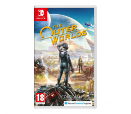 Gra na Switch Switch The Outer Worlds