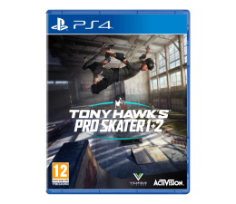 Gra na PlayStation 4 PlayStation Tony Hawk's  Pro Skater 1 + 2