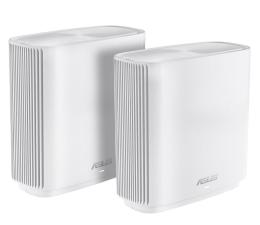 System Mesh Wi-Fi ASUS ZenWiFi AC (3000Mb/s a/b/g/n/ac) zestaw 2szt.