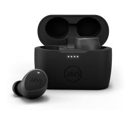 Słuchawki bezprzewodowe Jays m-Seven True Wireless Czarno-Szary