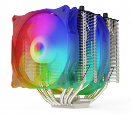 Chłodzenie procesora SilentiumPC Grandis 3 Evo ARGB 120/140mm