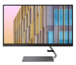 """Monitor LED 24"""" Lenovo Q24h-10 czarny"""