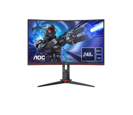 "Monitor LED 27"" AOC C27G2ZU Curved"