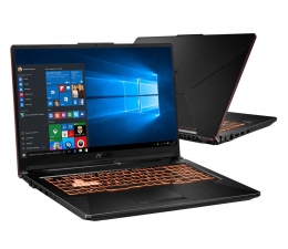 "Notebook / Laptop 17,3"" ASUS TUF Gaming A17 FA706II R5-4600H/16GB/512+1TB/W10"