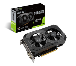 Karta graficzna NVIDIA ASUS GeForce GTX 1650 TUF Gaming 4GB GDDR6