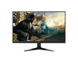 "Monitor LED 24"" Acer  Nitro QG241YBII czarny"