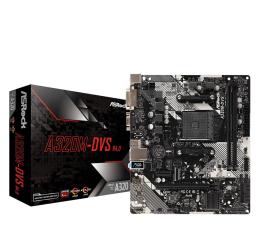 Płyta główna Socket AM4 ASRock A320M-DVS R4.0