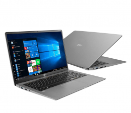 "Notebook / Laptop 15,6"" LG GRAM 15Z90N i5-1035G7/8GB/256/Win10 srebrny"