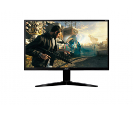 "Monitor LED 24"" Acer KG251QBMIIX czarny"
