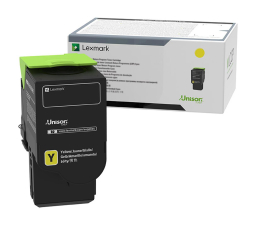 Toner do drukarki Lexmark C2320Y0 yellow 1000str.