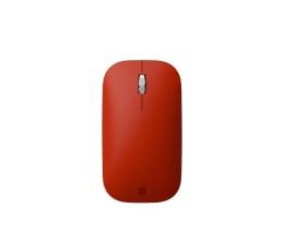 Myszka bezprzewodowa Microsoft Surface Mobile Mouse Czerwony Mak