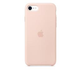 Etui / obudowa na smartfona Apple Silicone Case do iPhone 7/8/SE piaskowy róż