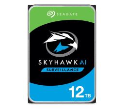 Dysk HDD Seagate Skyhawk AI 12TB 7200obr. 256MB