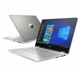 "Notebook / Laptop 14,1"" HP Pavilion 14 i5-10210/8GB/512/Win10 Silver"