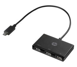 Przejściówka HP Adapter USB-C - 3x USB-A