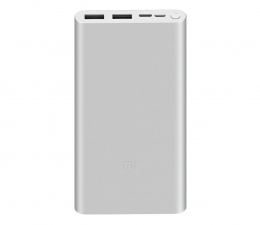 Powerbank Xiaomi Power Bank Xiaomi Mi 10000 mah (18W, srebrny)