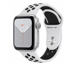 Smartwatch Apple Watch 5 Nike 40/Silver/Black Sport GPS