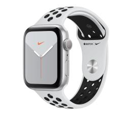Smartwatch Apple Watch 5 Nike 44/Silver/Black Sport GPS