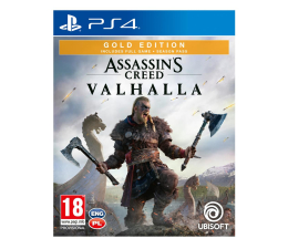 Gra na PlayStation 4 PlayStation Assassin's Creed Valhalla Gold Edition