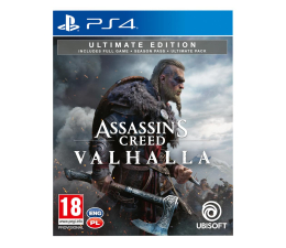 Gra na PlayStation 4 PlayStation Assassin's Creed Valhalla Ultimate Edition