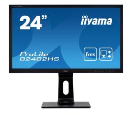 "Monitor LED 24"" iiyama B2482HS-B5"