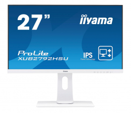 "Monitor LED 24"" iiyama XUB2792HSU-W1 biały"