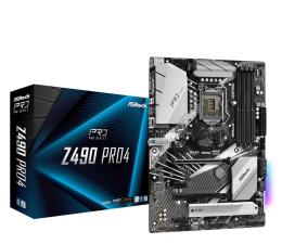 Płyta główna Socket 1200 ASRock Z490 Pro4