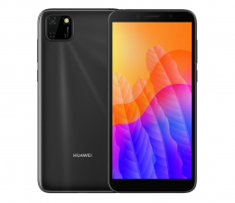 Smartfon / Telefon Huawei Y5p czarny