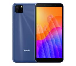 Smartfon / Telefon Huawei Y5p niebieski