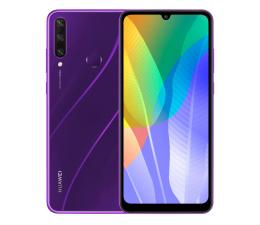 Smartfon / Telefon Huawei Y6p fioletowy