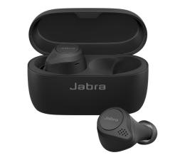 Słuchawki bezprzewodowe Jabra Elite 75t active czarne
