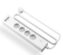 Gniazdo Smart Plug Meross MSS425F listwa zasilająca (Wi-Fi)