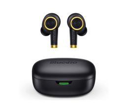 Słuchawki bezprzewodowe Bluedio Particle Czarno-złoty