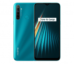 Smartfon / Telefon Realme 5i 4+64GB Aqua Blue