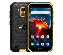 Smartfon / Telefon uleFone Armor X7 2/16GB Dual SIM LTE pomarańczowy