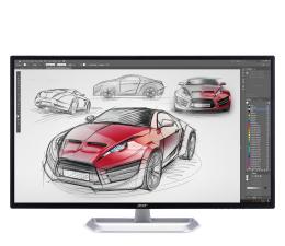 "Monitor LED 32"" i większy Acer EB321HQUCBIDPX czarno-srebrny"