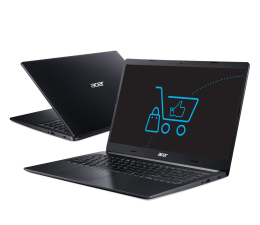 "Notebook / Laptop 15,6"" Acer Aspire 5 R5-4500U/8GB/512 IPS Czarny"