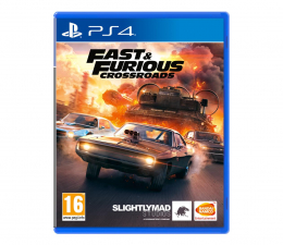 Gra na PlayStation 4 PlayStation Fast & Furious Crossroads