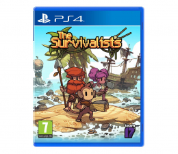 Gra na PlayStation 4 PlayStation The Survivalists