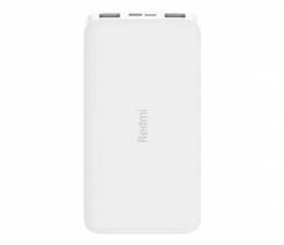 Powerbank Xiaomi Power Bank 10000 mAh (10W, 2x USB, biały)