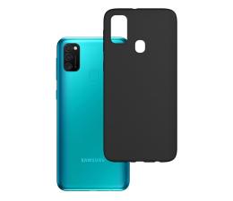 Etui / obudowa na smartfona 3mk Matt Case do Samsung Galaxy M21 czarny