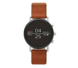 Smartwatch Skagen Connected Brown