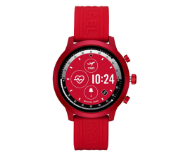Smartwatch Michael Kors MK GO Red Silicone