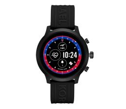Smartwatch Michael Kors MK GO Black Silicone