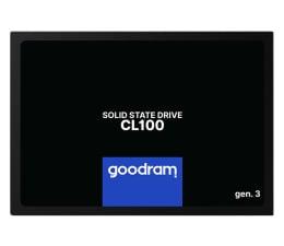 "Dysk SSD GOODRAM 120GB 2,5"" SATA SSD CL100 gen.3"