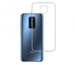 Etui / obudowa na smartfona 3mk Clear Case do Xiaomi Redmi Note 9