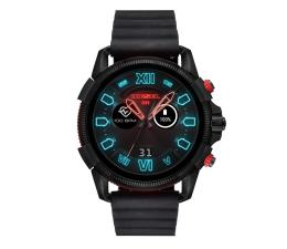 Smartwatch Diesel On Black Silicone