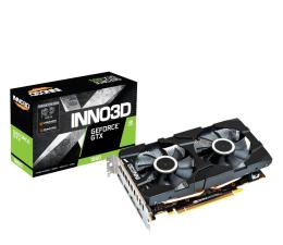 Karta graficzna NVIDIA Inno3D GeForce GTX 1660 Twin X2 6GB GDDR5