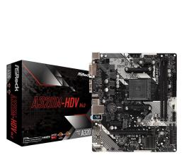 Płyta główna Socket AM4 ASRock A320M-HDV R4.0